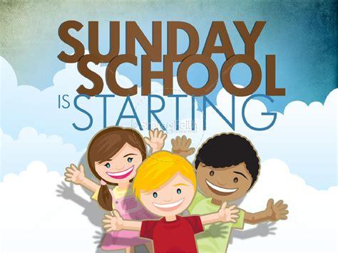 Free Sunday School Clipart (71