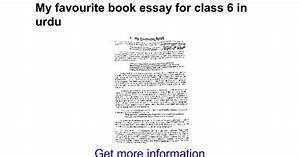 Persuasive Essay Paper My Favorite Book Essay In English 1984 Essay Thesis also How To Start A Proposal Essay Favorite Book Essay Esl Cover Letter Writers Websites For Masters  Essays On High School