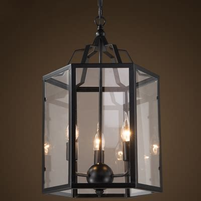 lantern pendant light black fashion style lantern pendant lights industrial lights