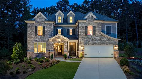 Home Builders In Ga by Atlanta New Homes Atlanta Home Builders Calatlantic Homes
