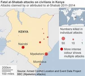 Kenya attacks: Al-Shabab not involved - Kenyatta - BBC News