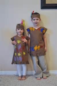 Native American Indian Costume DIY