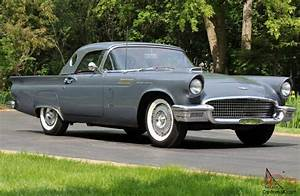 1957 Ford Thunderbird Color Codes