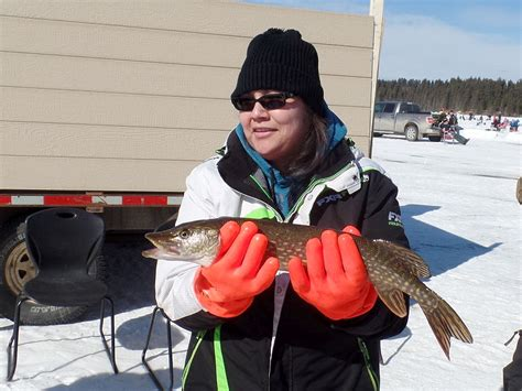 Another Successful Billy Beal Classic Ice Fishing Derby
