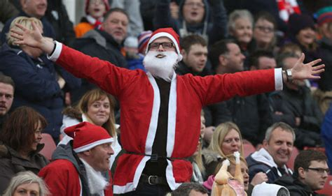 Premier League Christmas fixtures: How far will YOU have ...
