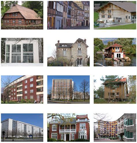 Verschiedene Haustypen Beispiele by Unterrichtsstunde 1 3 Fakultativ Wie Wohnt Im