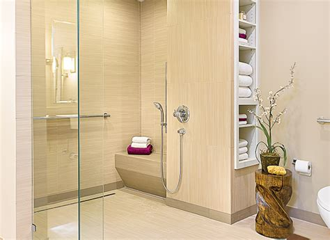 Home Design Ideas For The Elderly by The Aging In Place Bathroom Consumer Reports