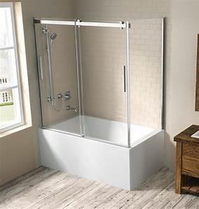 porte de bain hydria oceania With porte de douche coulissante avec changer la salle de bain