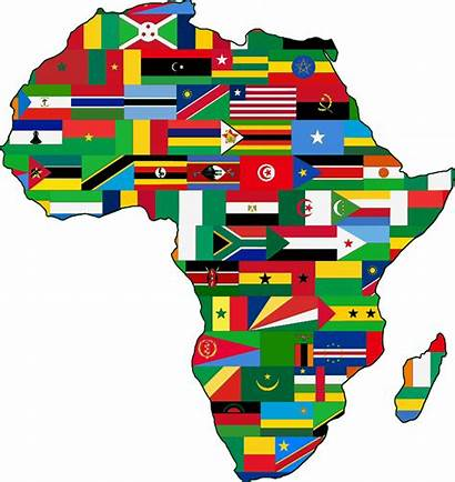 Africa Flags Clipart Microsoft