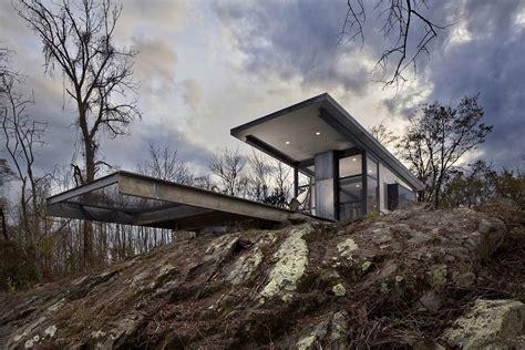 lost whiskey concrete cabin uncrate