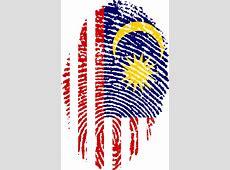 Free illustration Malaysia, Flag, Fingerprint Free
