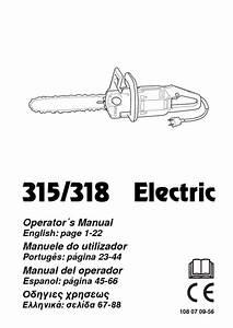 318 Manuals