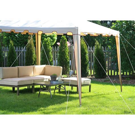 Canopy Tent Cover by Gazebo Canopy Tent Outdoor Cover Patio Shelter Yard