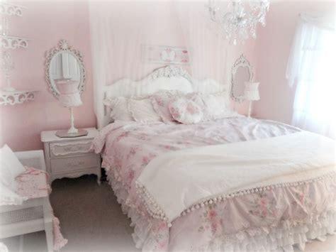 Bedroom Incredible Girl Light Pink Chic Bedroom