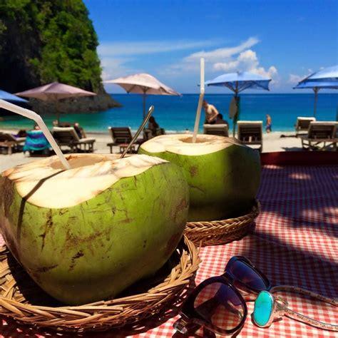 White Sand Beach At Jasri Near Candidasa Bali Indonesia