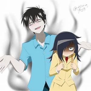 Watamote! images Crossover HD wallpaper and background ...
