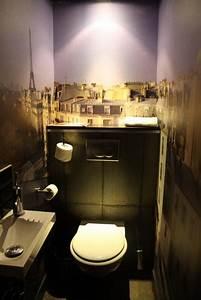 Comment Transformer Ses Wc En Espace Déco : dis moi comment sont tes toilettes je te dirais qui tu es ~ Melissatoandfro.com Idées de Décoration