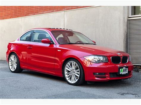 2008 Bmw 128i by 2008 Bmw 1 Series 128i Coupe In Crimson Outside
