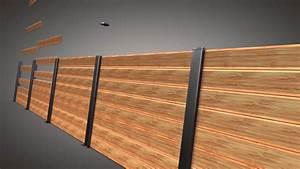 Welches Holz Für Gartenzaun : holz balkongel nder selber bauen holz sichtschutzzaun ~ Lizthompson.info Haus und Dekorationen