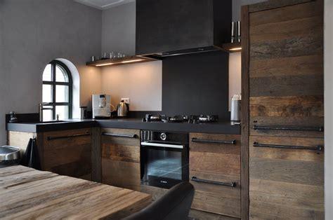 Landelijk Behang Keuken by Landelijke Keukens Een Sfeervolle Keuken Met Landelijke