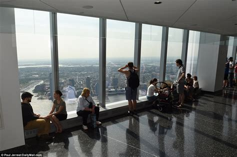 one world trade center observatory opens to public and
