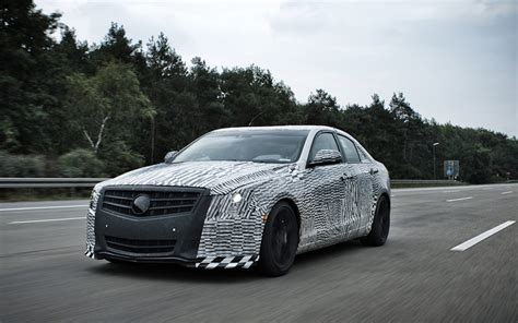 Cadillac Ats 2 0 Turbo 0 60 by 2013 Cadillac Ats To Feature New 270 Hp 2 0 Liter Turbo
