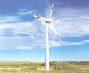 ¿Cómo funciona un aerogenerador o turbina eólica? erenovable
