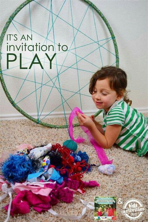 pin     activities    kids weaving
