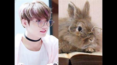 139+ Jungkook Rabbit Smile