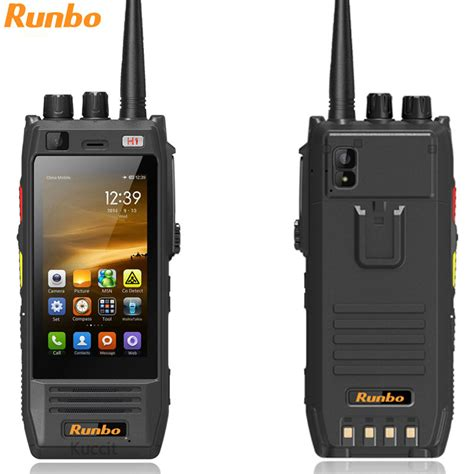 vhf radio range aliexpress buy original vhf uhf walkie talkie radio two way radios rugged waterproof