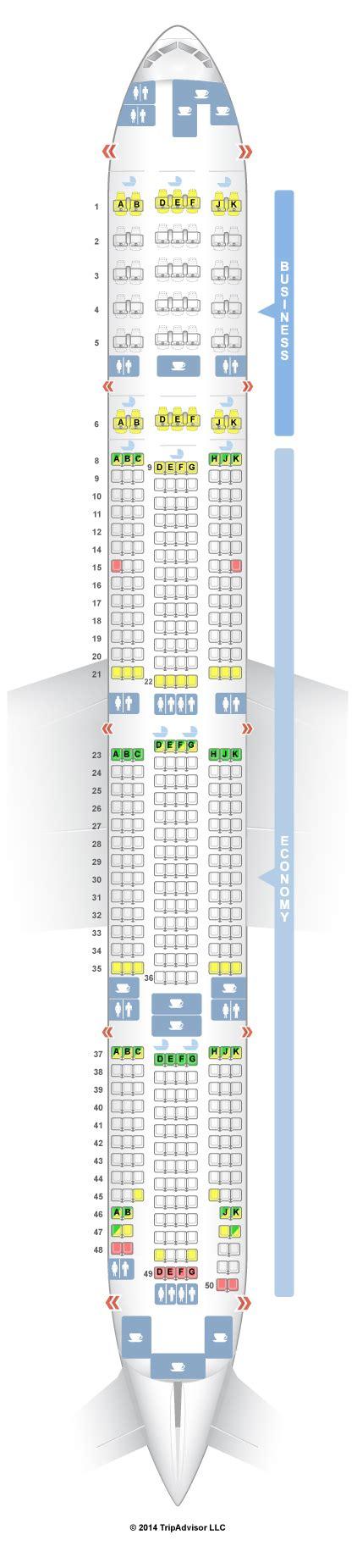 plan si es boeing 777 300er air két osztály 428 férőhely miben lesz más az új emirates