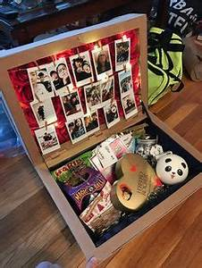 Memory Boxes Pinterest