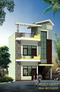 Front, Elevation, Designs, For, House, U2013, Modern, House