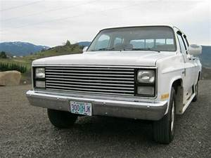 1985 Chevy 1500 Crew Cab 3 3 For Sale  K