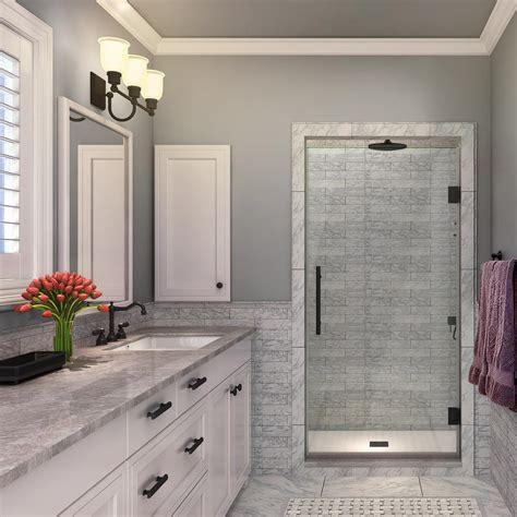 Home Depot Shower Door by Shower Doors Showers The Home Depot