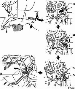 Vauxhall Workshop Manuals  U0026gt  Omega B  U0026gt  C Body Equipment  U0026gt  Seats  Upholstery  Inner Trim Panels