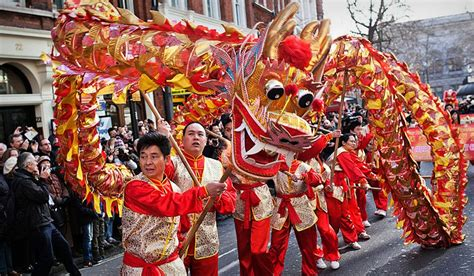 Dragon Boat Festival 2018 In London by Chinese New Year 2018 I Chinatown London