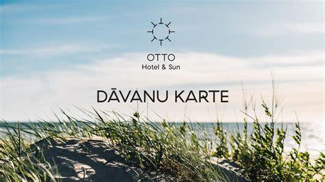 Dāvanu karte 20 € - Otto Hotel & Sun