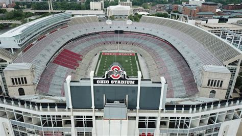 Ohio State opens its football season with a surreal ...