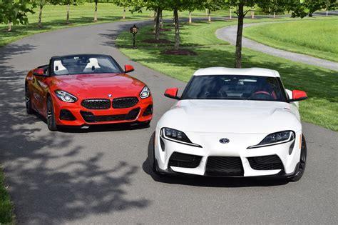 Lexus Is 2020 Bmw by 2020 Toyota Supra Vs 2020 Bmw Z4 Lexus Forum