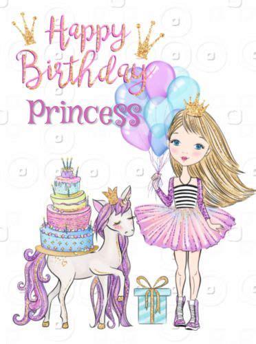 happy birthday  girl princess happy birthday