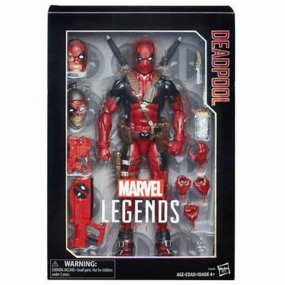 Marvel Legends Figures Polegadas Novos Inch