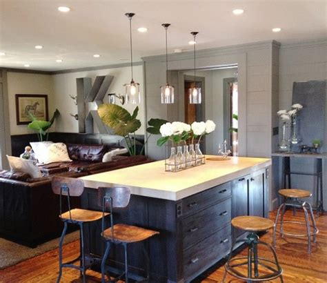 industrial kitchen island for 22 industrial kitchen island designs for retro look of the 7514