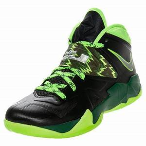 Nike Zoom Sol r VII Black Neon Green Available at