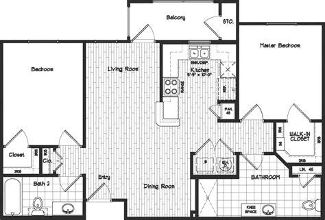 bedroom  bath floor plans home plans