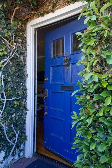blue front door 10 bold inspiring front doors
