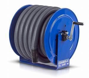 Coxreels V-100 Series Vacuum Hose Reel