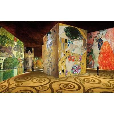 L'Atelier des Lumières une expérience d'art immersive et