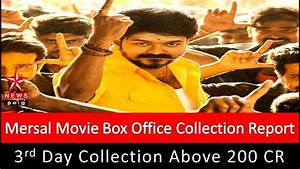 Mersal Movie Box Office Collection Report | Mersal Crossed ...