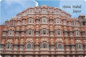 Fridge Magnet Hawa Mahal, Jaipur India-Online Shopping-